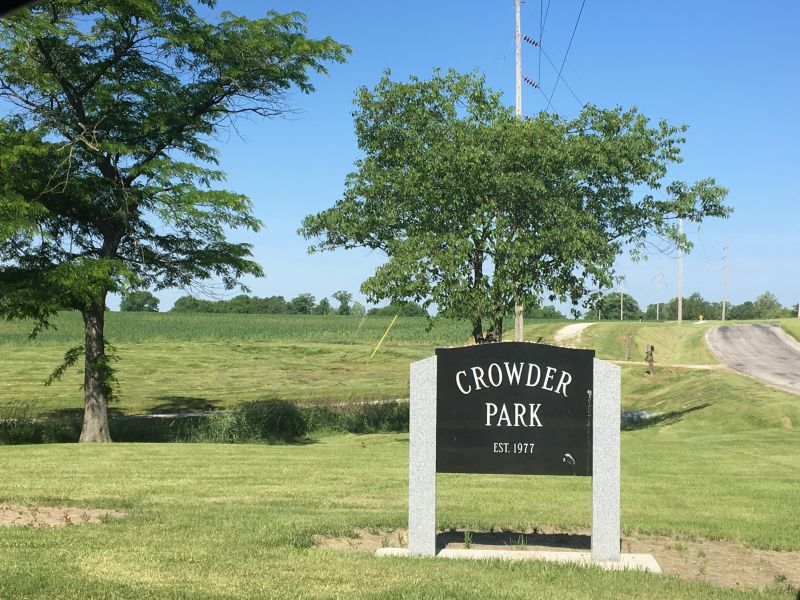 Crowder Sign
